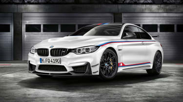 BMW M4 DTM Champion Edition - front