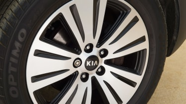 Used Kia Sportage Mk3 - wheel