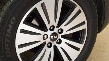 Used Kia Sportage Mk3 - wheel