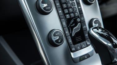 Volvo V40 2016 - dashboard