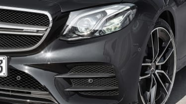 Mercedes-AMG E 53 Coupe - front detail