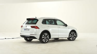 Volkswagen Tiguan 2016 - rear view