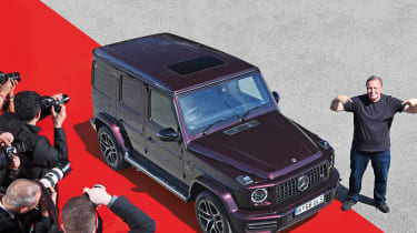 Mercedes-AMG G 63 - long term third report header