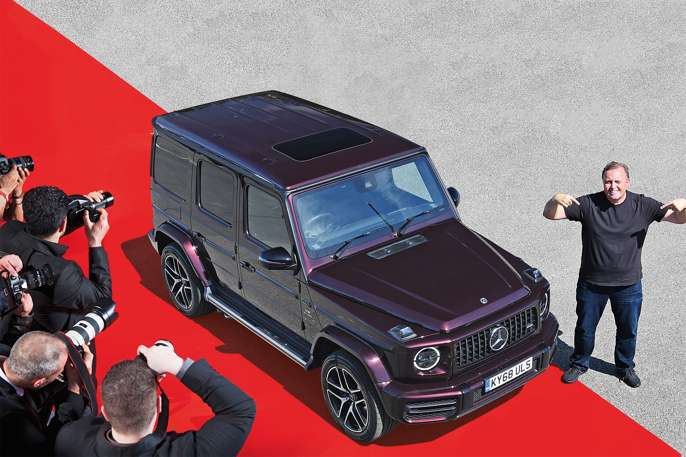 Long Term Test Review Mercedes Amg G 63 Auto Express
