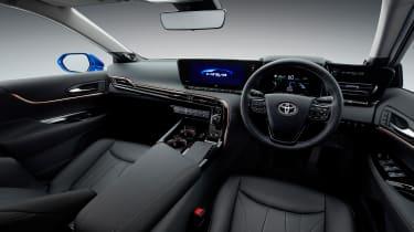 Toyota Mirai Concept - interior
