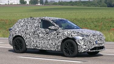 Audi Q6 e-tron - spyshot 3