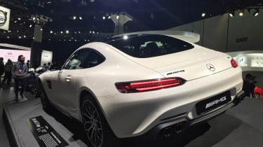 Mercedes-AMG GT - LA Motor Show - rear