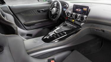 Mercedes-AMG GT R - cabin