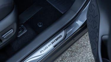 Toyota RAV4 plug-in hybrid - sill
