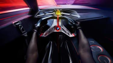 BMW Vision M NEXT concept - cabin