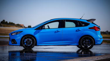 Ford Focus RS Edition - side static