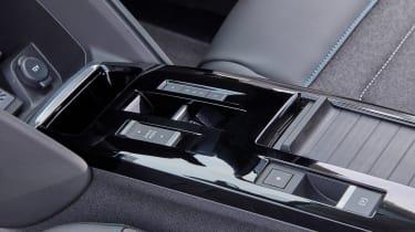 Citroen e-C4 - interior detail