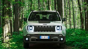Jeep Renegade PHEV hybrid