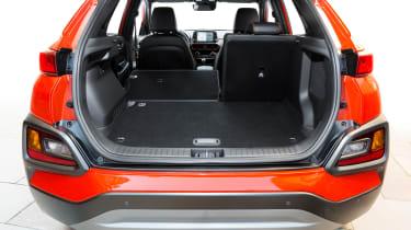 Hyundai Kona diesel - boot