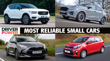 Most reliable small cars to buy 2021