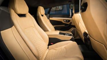 Lamborghini Urus - rear seats