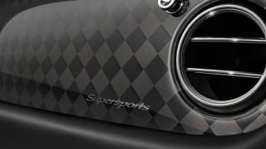 Bentley Continental Supersports 2017 - official veneer