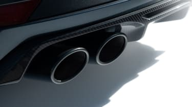 SEAT Leon Cupra R ST - exhausts