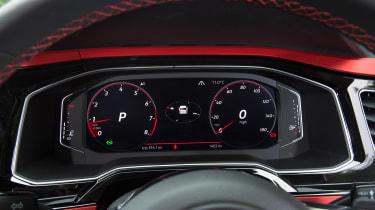 Volkswagen Polo GTI - dials