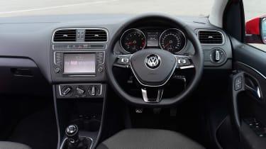 Volkswagen Polo dash