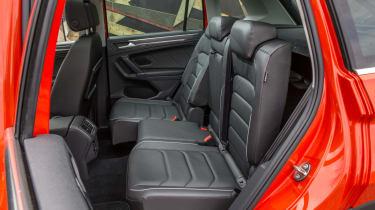 Volkswagen Tiguan 2016 - rear seats 2