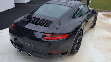 Porsche 911 Endurance Racing Edition - Goodwood rear three quarter