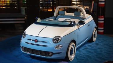 Fiat 500 Spiaggina by Garage Italia - front