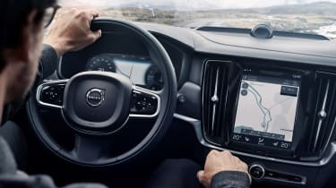 Volvo V90 Cross Country - official interior 2