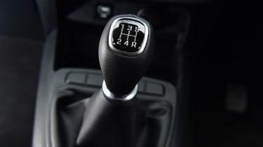 Hyundai i10 - gear shifter