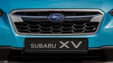 Subaru XV - grille