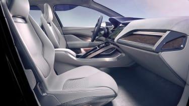 Jaguar I-Pace - studio front seats