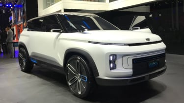 Geely Concept Icon - Beijing front