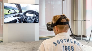 Audi Virtual Training 1