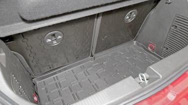 Used Vauxhall Adam - boot