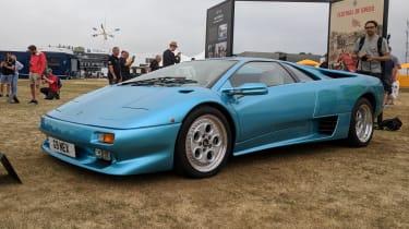 Goodwood Festival of Speed - Lamborghini Diablo