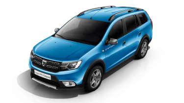 Dacia Logan MCV Stepway - front static