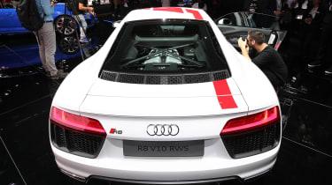 Frankfurt - Audi R8 V10 RWD - rear