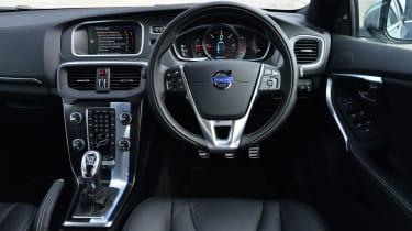 Volvo V40 R-Design interior