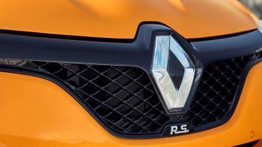 Renault Megane R.S. - grille