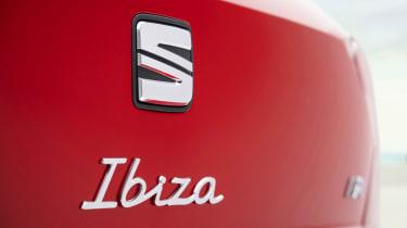 SEAT Ibiza facelift - badge