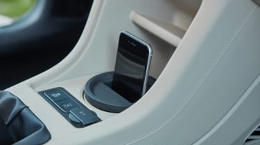 Skoda Citigo - phone holder