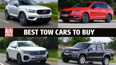 Best tow cars 2020 - header