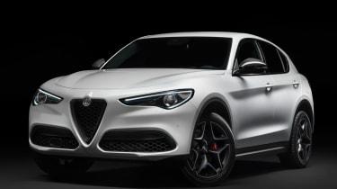 Alfa Romeo Stelvio Ti - front