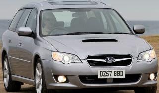 Subaru Legacy Diesel