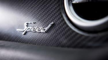 Bentley Contintental GT Speed 2015 logo