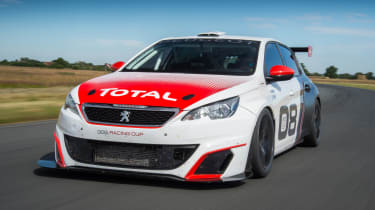 Peugeot 308 Racing Cup - front
