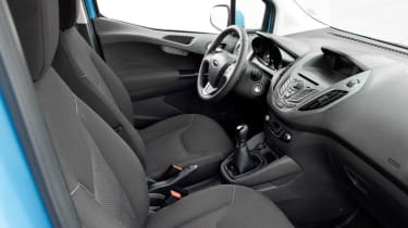 Ford Transit Courier cabin