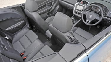 VW Eos BlueMotion Technology