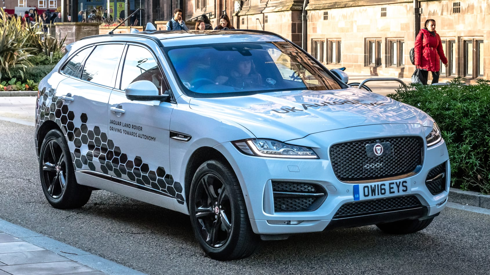 Driverless car users may not be liable in accidents