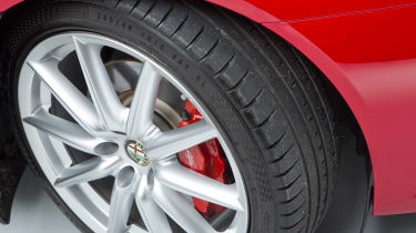 Used Alfa Romeo 159 - wheel